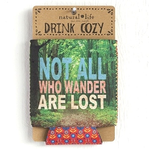 Not All Who Wander Are Lost - Cozy